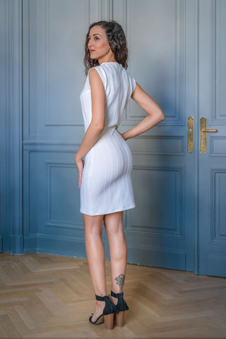 KLEID VANISTREET - MADE IN FRANCE - MIT INTEGRIERTEM SENSOR