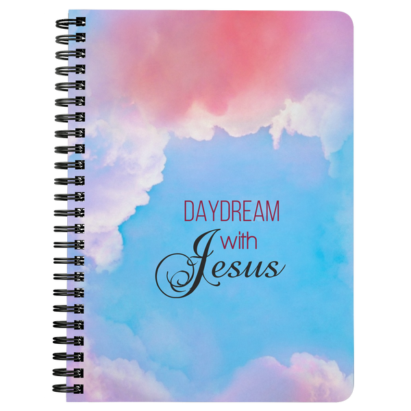 Daydream with Jesus Notebook