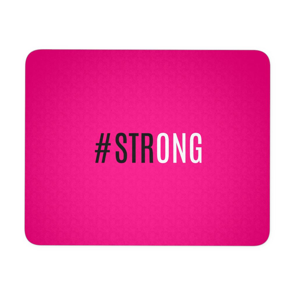 #Strong Mousepad