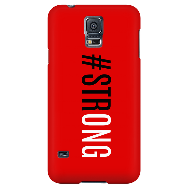 #Strong Phone Case