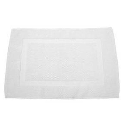 Bath Mats - Bristol Egyptian White - Beds & Pillows
