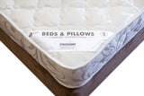 B&P Viscount Bed - Beds & Pillows