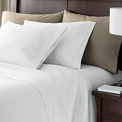 TC200 Percale Linen - Beds & Pillows