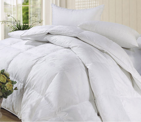 Duvet Inner - Hungarian Goose Down Duvet - Beds & Pillows