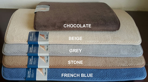 Bath Mats - Memory Foam (non-slip) - Beds & Pillows