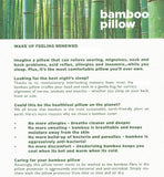 Bamboo Pillow - Beds & Pillows