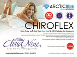 Cloud Nine Arctic Blue - Chiroflex - Beds & Pillows