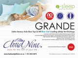 Cloud Nine iSleep - Grande - Beds & Pillows