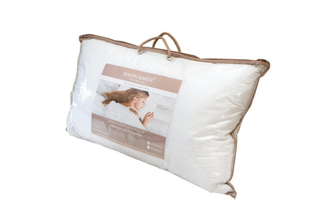 Down Alternative Bronze Pillow -  Simon Baker - Beds & Pillows