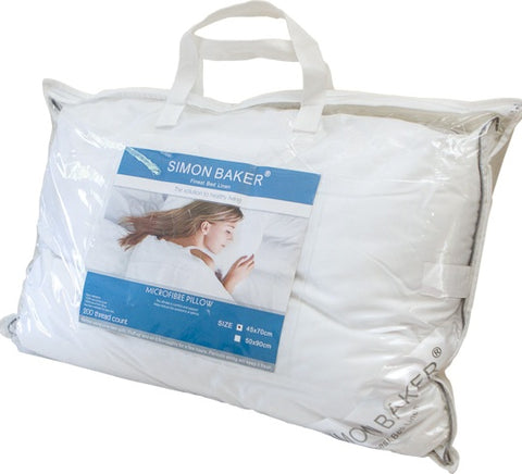 Luxury Microfibre Pillow - Beds & Pillows