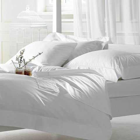 TC600 Egyptian Cotton Linen - Beds & Pillows