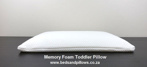 Toddler Pillows (Memory Foam) - Beds & Pillows