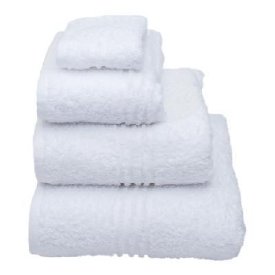 Towels - Snag Free White - Beds & Pillows