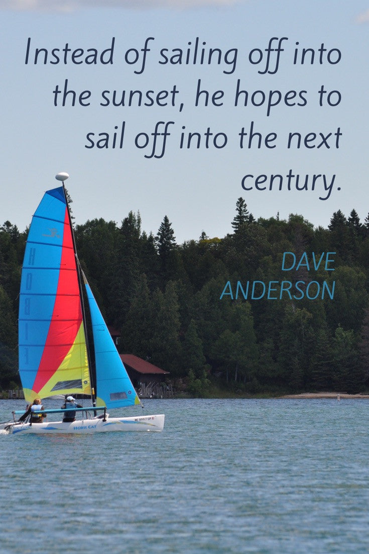 Sail Off Into the Next Century