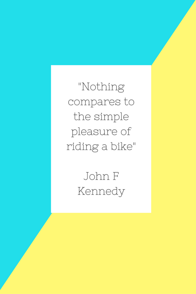 Nothing Compares to the Simple Pleasure of Riding a Bike