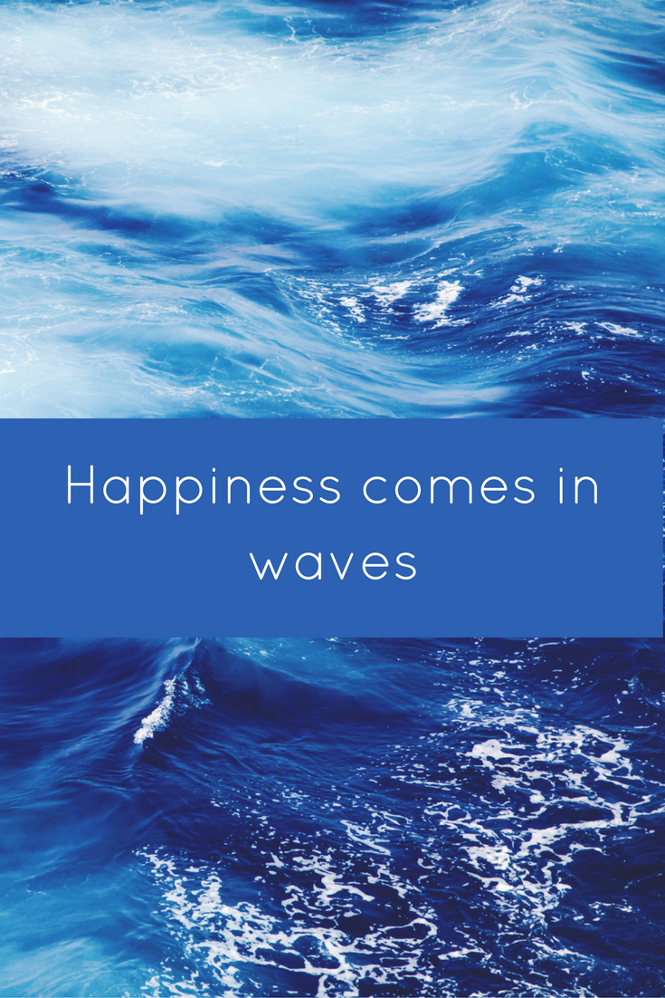 Happiness Comes In Waves Tandem For Two