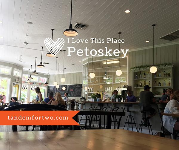 I Love This Place: Petoskey
