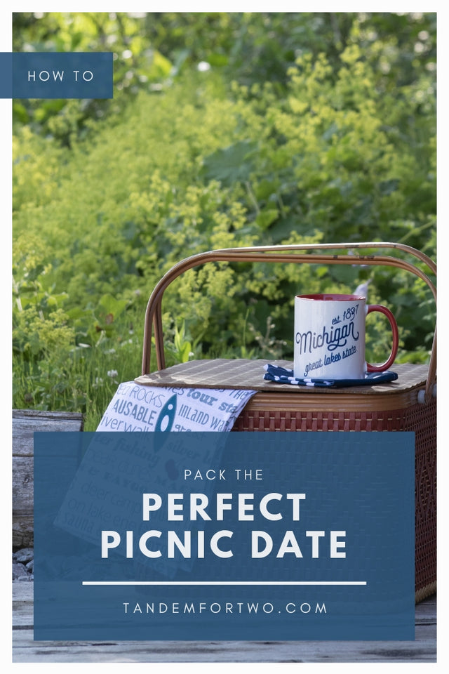 How to Pack the Perfect Picnic Date - Tandem For Two
