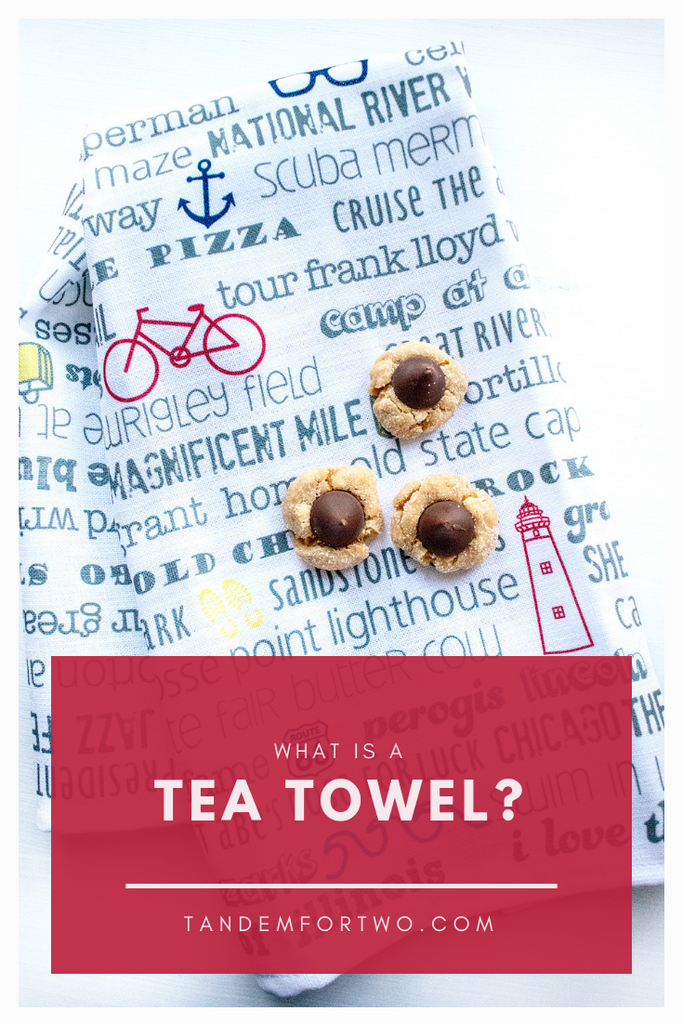 What is a tea towel?