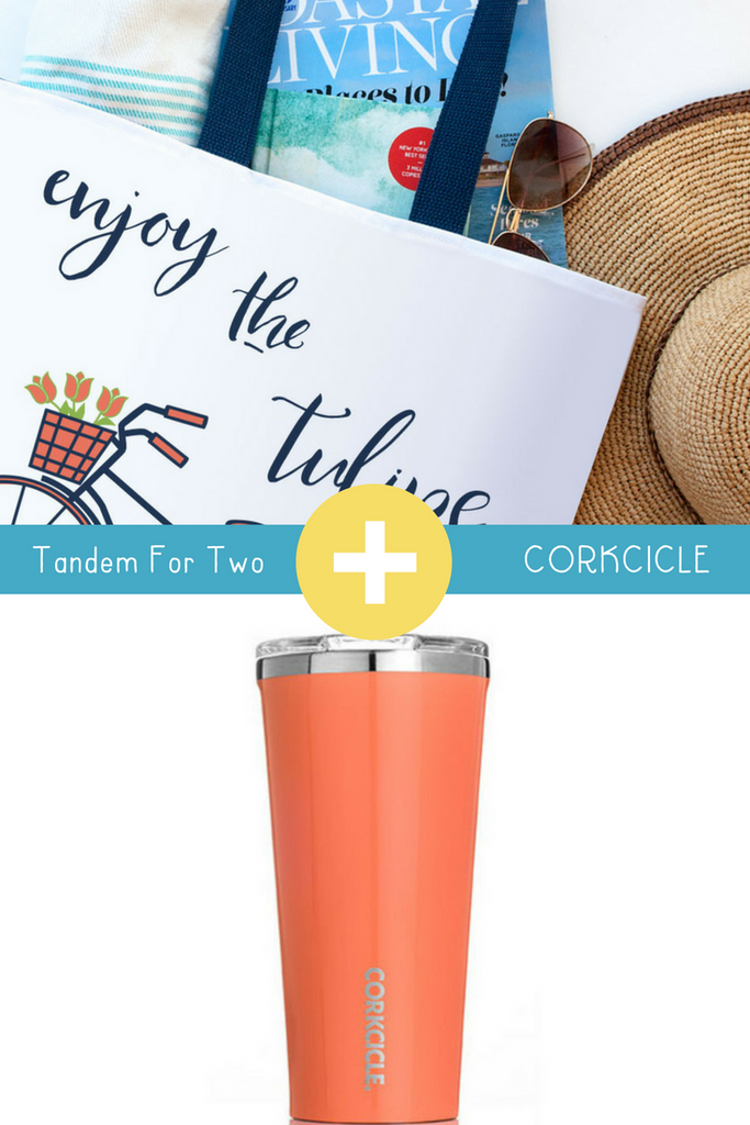 Tandem For Two + Corkcicle