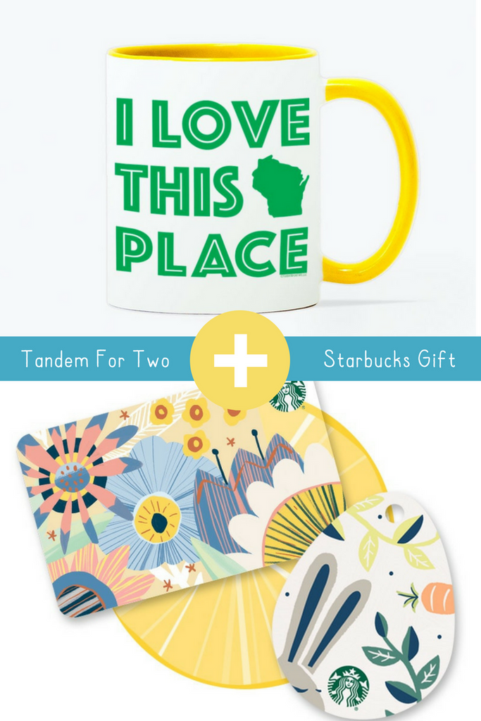 Tandem For Two + Starbucks Gift Card