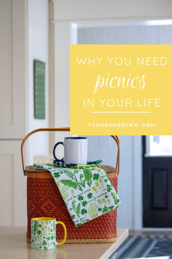 Why You Need Picnics in Your Life - Tandem For Two