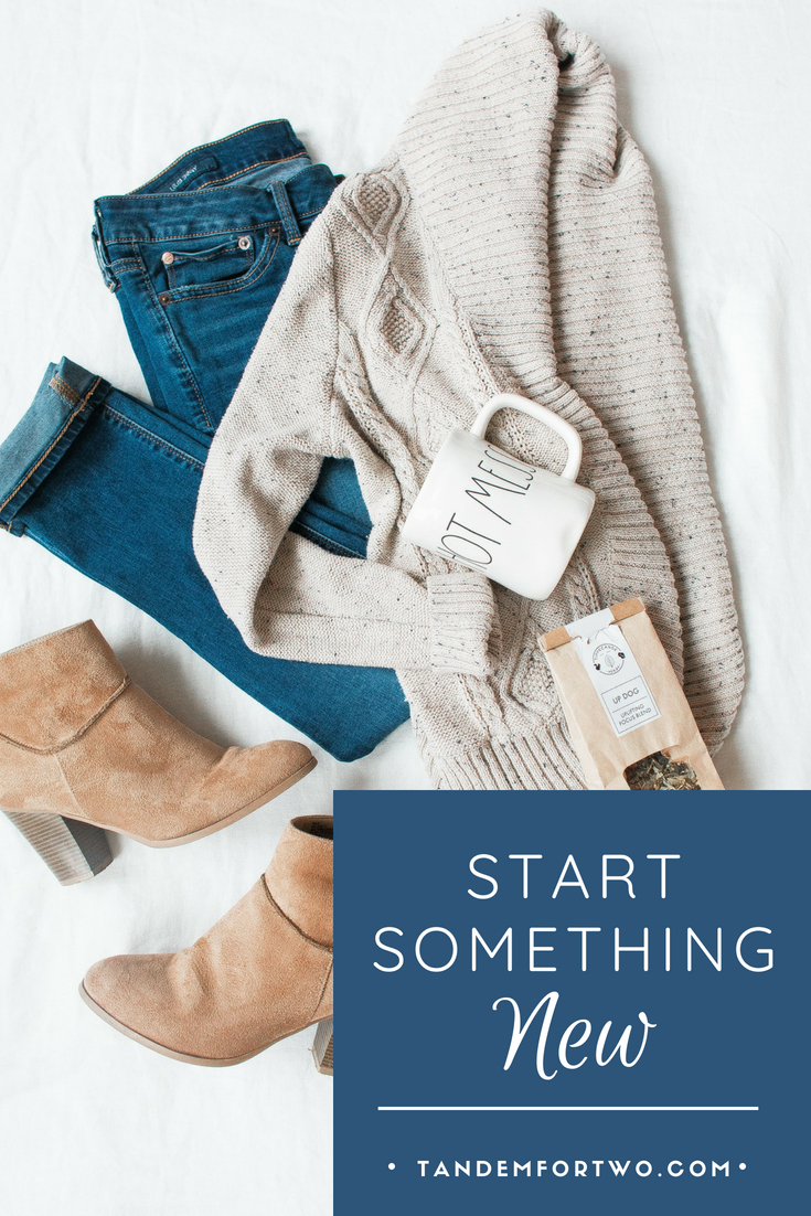 September = Start Something New - tandemfortwo.com