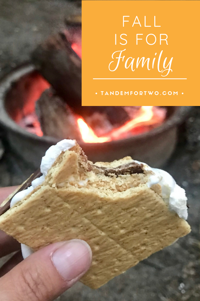 October = Fall is for Family - tandemfortwo.com