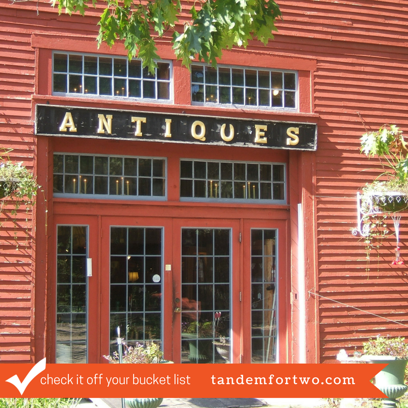 Check it Off Your Bucket List: Go Antiquing