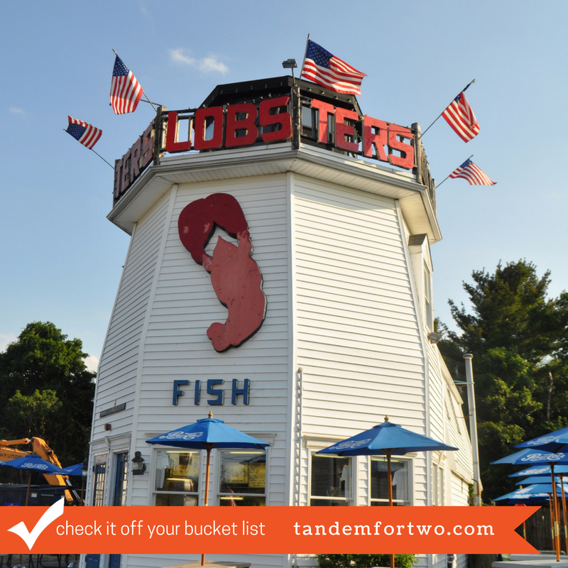 Check it Off Your Bucket List: Eat Fresh-Caught Lobster!