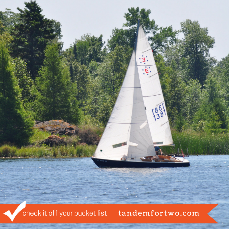 Check It Off Your Bucket List: Go For a Sail