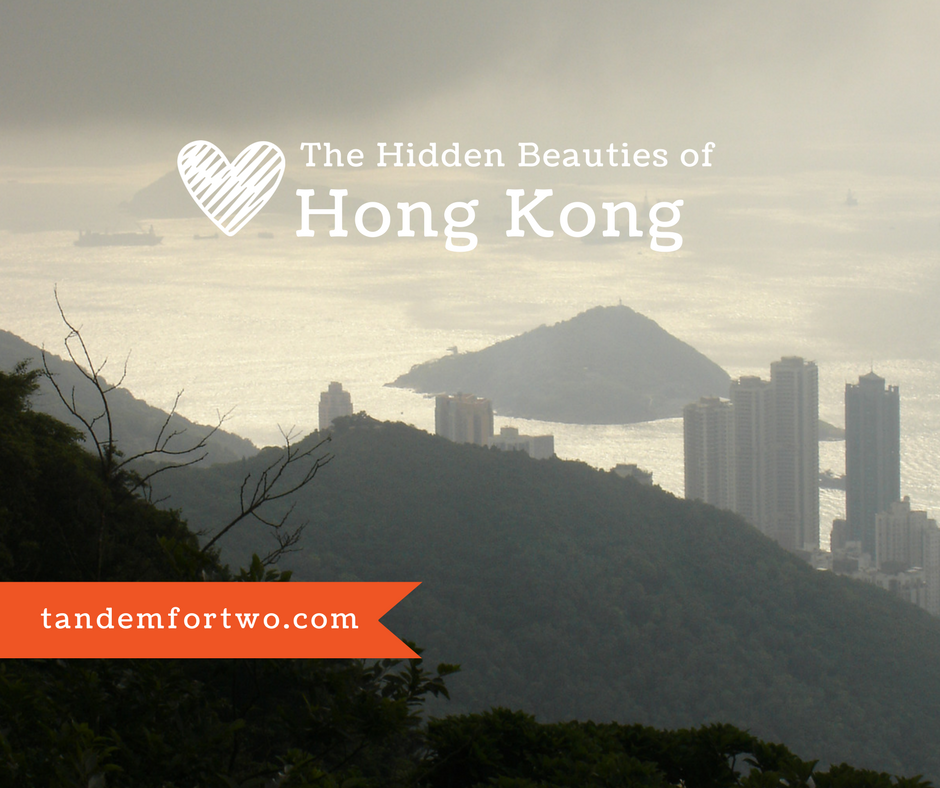 The Hidden Beauties of Hong Kong - Tandem For Two