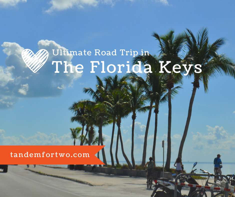 Ultimate Road Trip in the Florida Keys