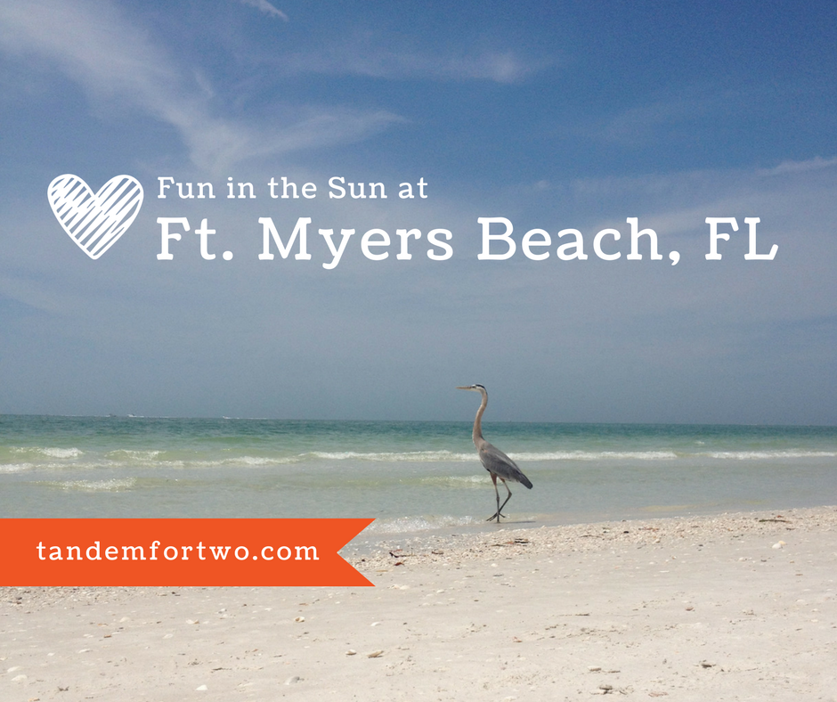 Fun in the Sun at Ft Myers Beach, FL - tandemfortwo.com