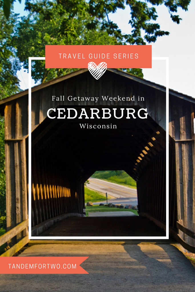 Fall Getaway Weekend in Cedarburg, Wisconsin