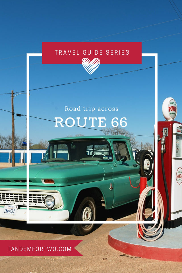Road Trip Across Route 66 - tandemfortwo.com