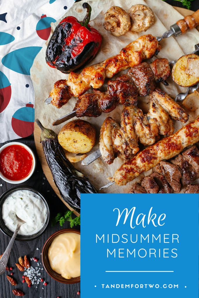 Make Midsummer Memories