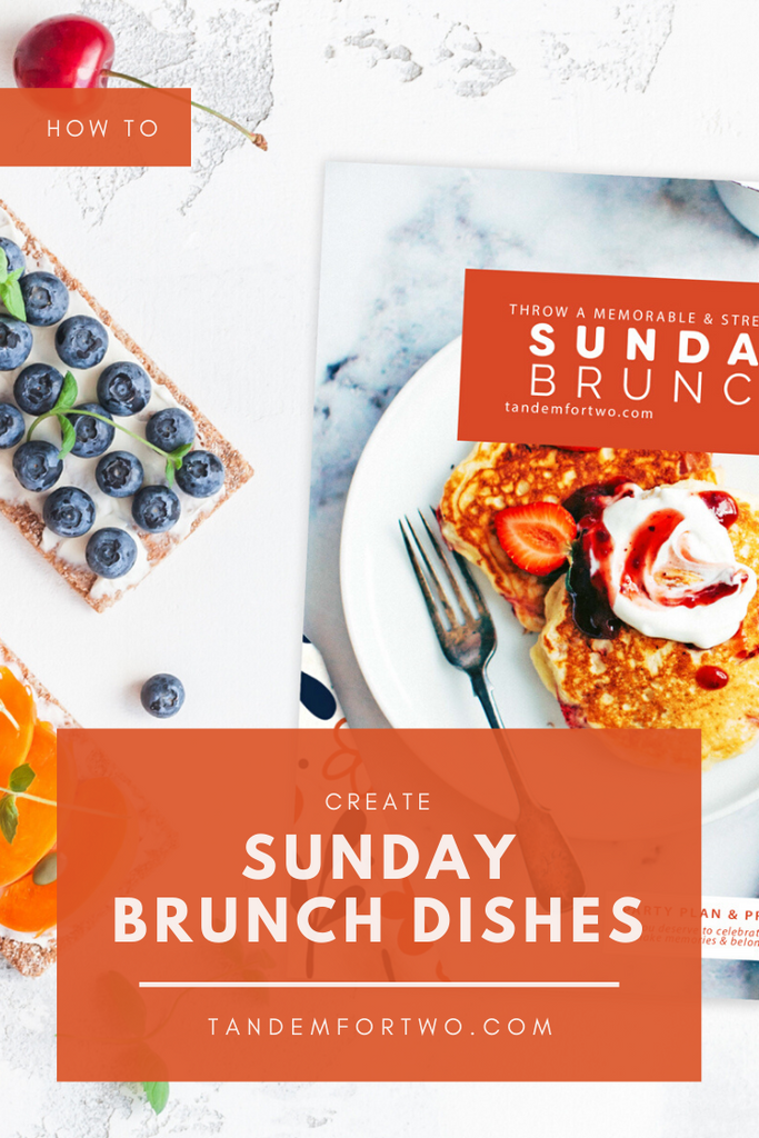 Favorite Sunday Brunch Recipes