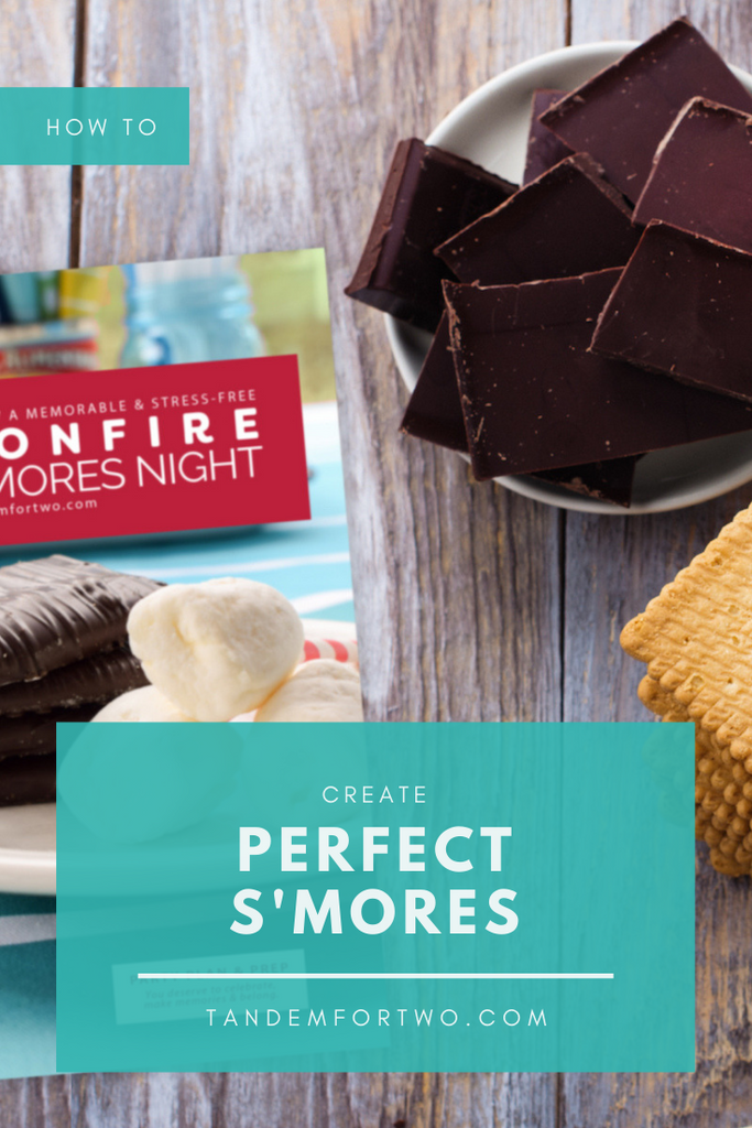 Create the Perfect S'mores!