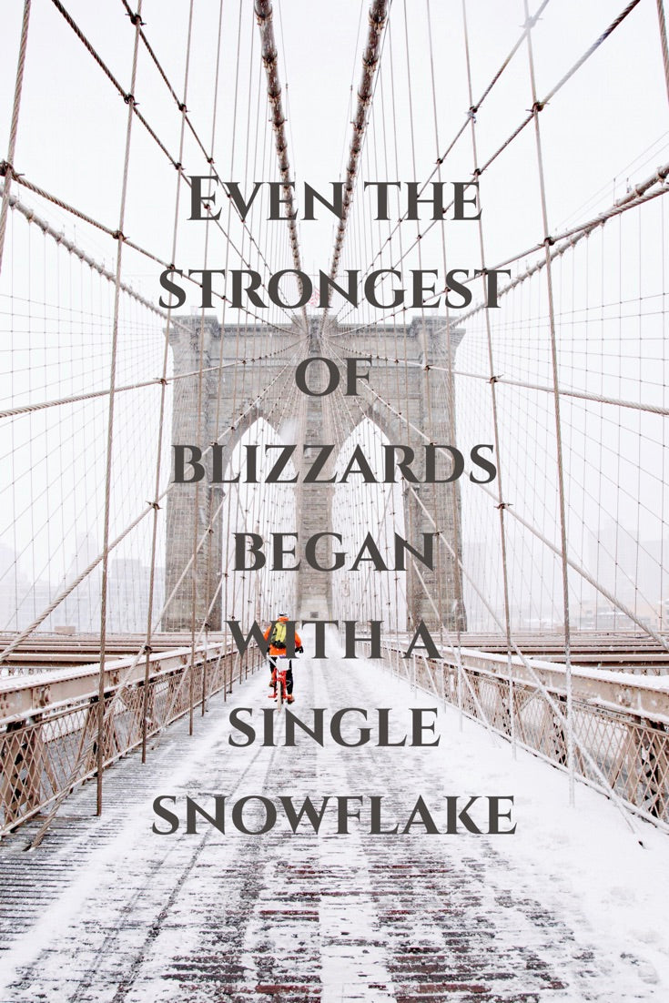 Even the Strongest of Blizzards from Tandem For Two