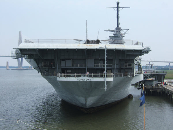 USS Yorktown, Tandem For Two