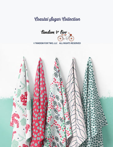 Coastal Sugar Collection by Tandem For Two