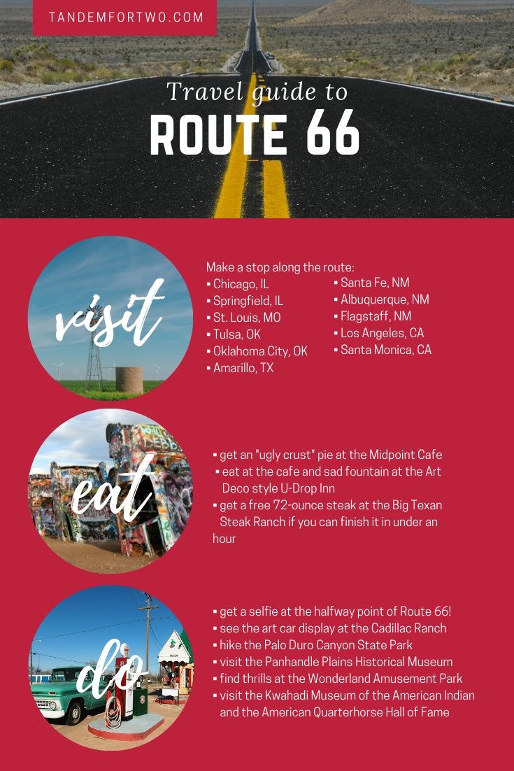 Route 66 - Tandem For Two