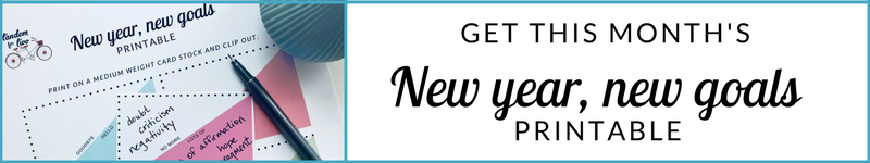 New year, new goals - tandemfortwo.com