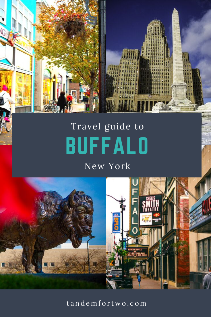 Let's Go to Buffalo, New York!