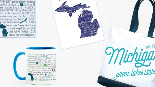 Michigan gift ideas - Tandem For Two