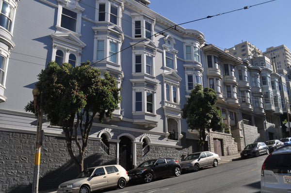 Nob Hill in San Francisco, Tandem For Two