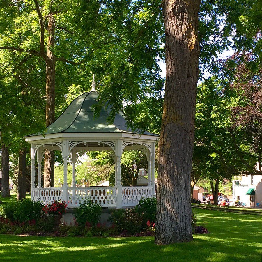 Pennsylvania Park in Petoskey, MI. Tandem For Two