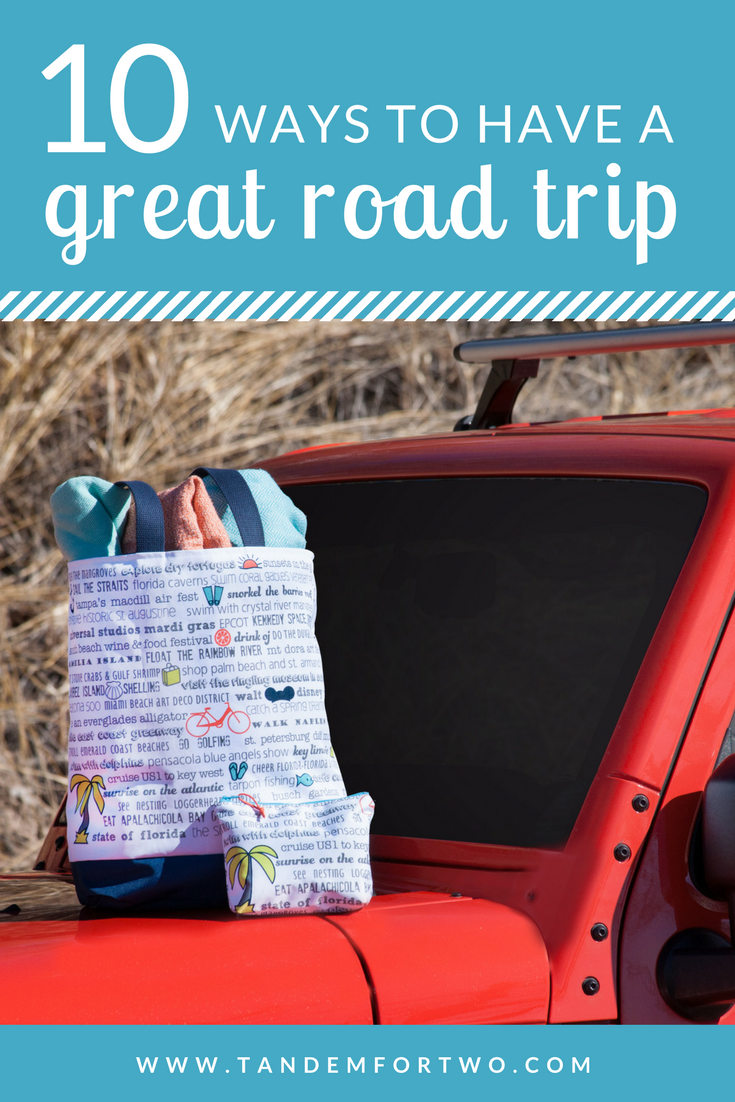Tandem For Two: 10 Ways to Have a Great Road Trip