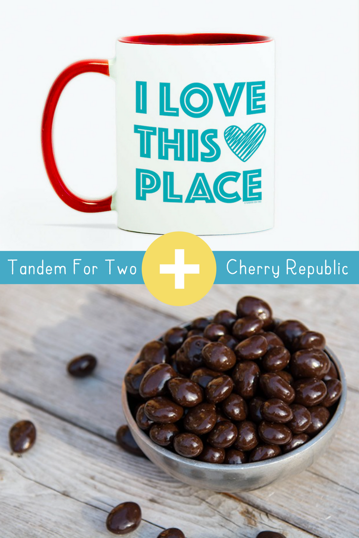 Tandem For Two + Cherry Republic